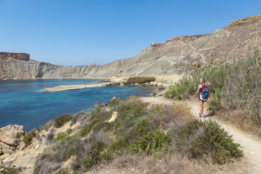 Malta trekking